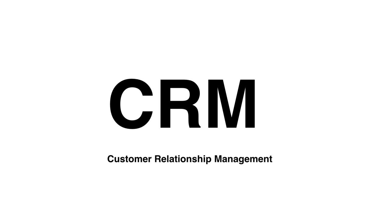 Historia del CRM2.001